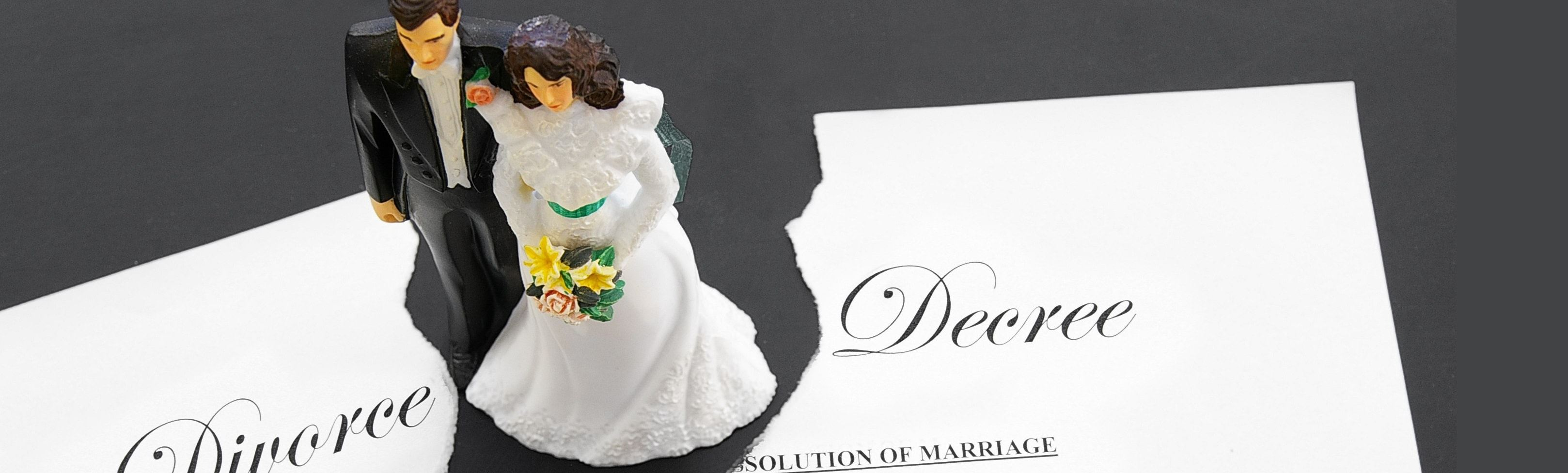 echtpaar echtscheiding